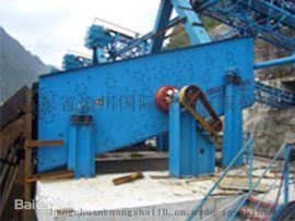 矿山高频振动筛 多层石料沙子筛分设备