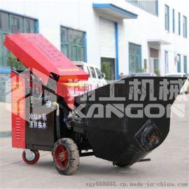 河北赵县室内二次构造柱输送泵价格