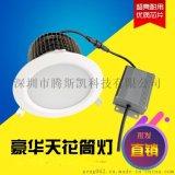 大功率應急照明天花燈60瓦10寸天花燈
