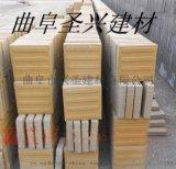 济宁井字砖路面花砖盲道面包砖广场砖