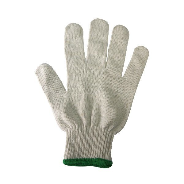 震坤行 劳保用品 耐磨 12副/打 SW10600B 7针普通棉线针织手套 正品包邮