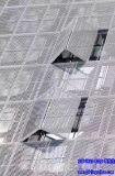 重庆铝网格板厂家 菱形铝板网 装饰冲孔铝网板