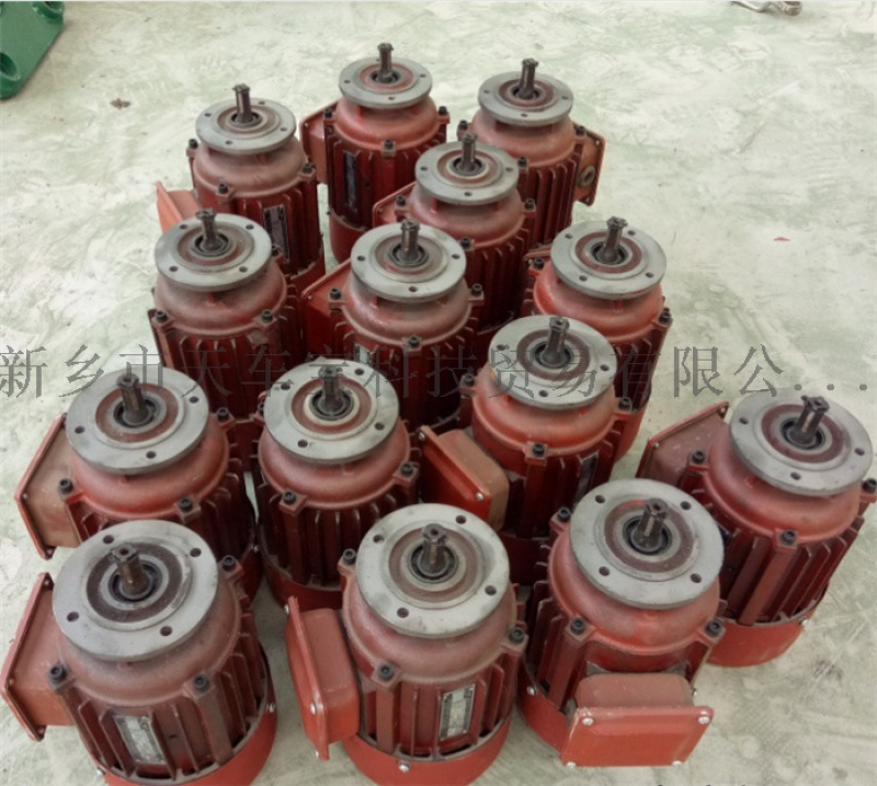 ZDY1型0.4KW电动葫芦运行电机 电动葫芦配件