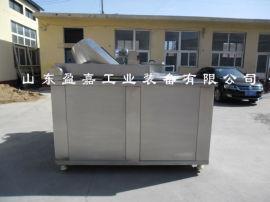 盈嘉鱼豆腐油炸机,电加热油炸机