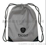 惠州工廠專業定做拉繩背袋 210D滌綸索口束口揹包