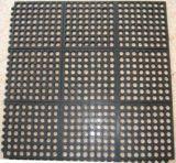 工廠過道墊 橡膠工作地墊 抗疲勞橡膠墊 船甲板防滑疏水防滑墊 (R3X3)