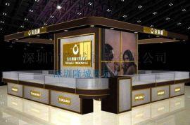 高品质珠宝 化妆品  金属烤漆系列展示柜