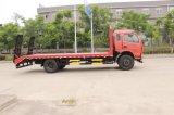 運輸各種挖掘機平板運輸車 東風平板運輸車