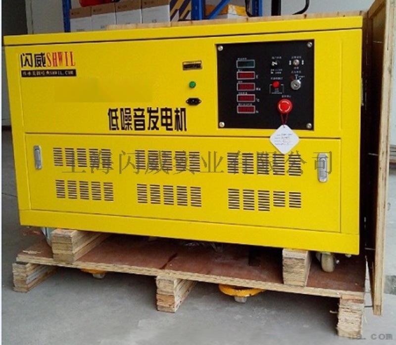 家用小型單相220V汽油機發電機