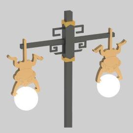 园林景觀燈,成都园林景觀燈,中晨园林景觀燈