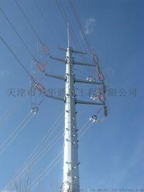 工廠一站式生產各種型號的輸線電路鐵塔