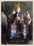 金鄉道教神像雕塑,樹脂神像廠家,城隍爺佛像廠家