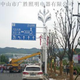 玉兰花型景观路灯GWD-YLD12000
