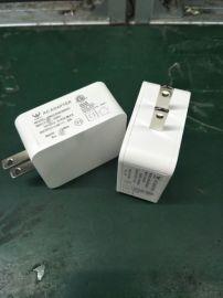 5V3A充电器,美规USB充电器5V3A