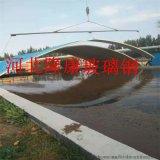 玻璃钢污水池拱形盖板生产厂家