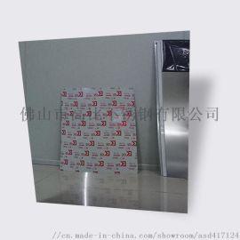 镜面黑钛金不锈钢板 精  面板加工