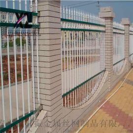 透景围墙护栏,透景安全防护围栏,景区锌钢防护栏