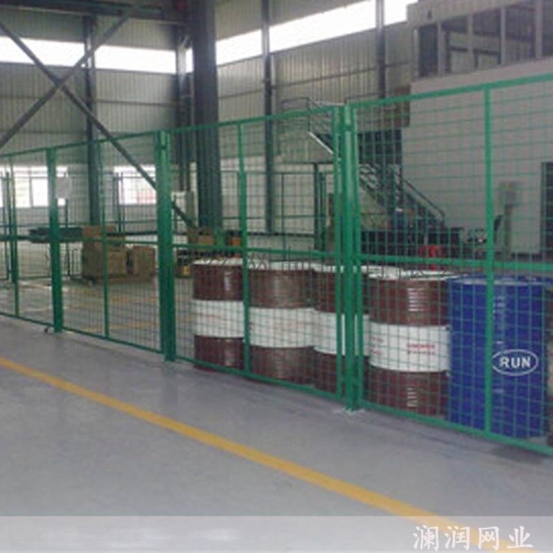 太原工厂仓库隔离网车间围栏供应商