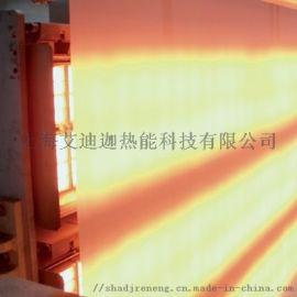 燃气红外线玻璃纤维布烘干