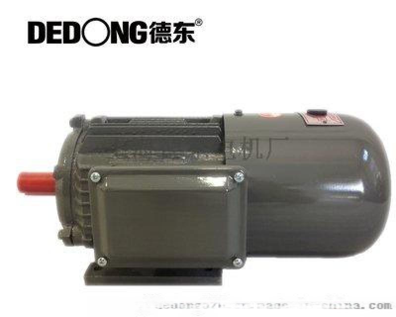 YEJ制動7.5KW6極用於金屬加工機牀、包裝機械