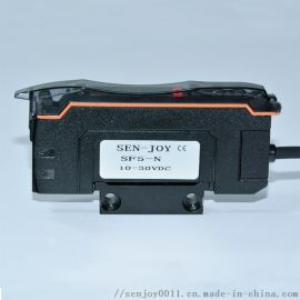 多功能数显光纤放大器SF5-N npn
