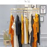 上海知名品牌设计谷折扣女装库存剪标货源
