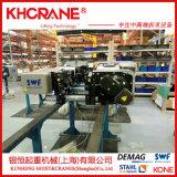 SWF速衛科尼環鏈鋼絲繩葫蘆 低淨空歐式起重機