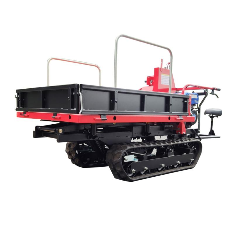 诺力瓦3BD-500果园园山地丘陵履带搬运车