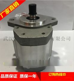 合肥长源液压齿轮泵CBHT-F310-平左(法兰)