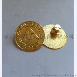 深圳纪念胸章批发金属徽章优质厂家珐琅徽章