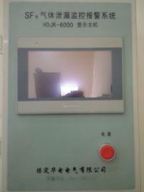 HDJK-6000SF6气体泄露监控报 系统(激光红外)