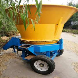 60型圆盘式粉碎机厂家,小麦秸秆粉碎机