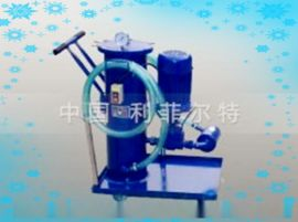 LUC-40小推车精细滤油机