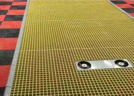 洗车房格栅 玻璃钢专用格栅池 防滑格栅制作