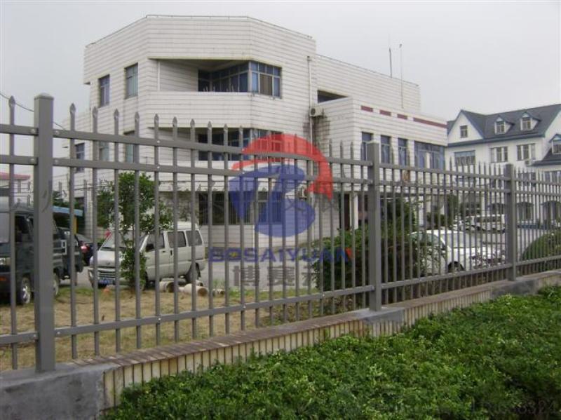 贵州围墙护栏厂家现货供应黔西南锌钢护栏围墙栏杆
