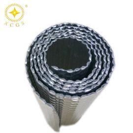 现货屋顶保温防晒隔热膜 防震双面铝箔铝膜气泡膜