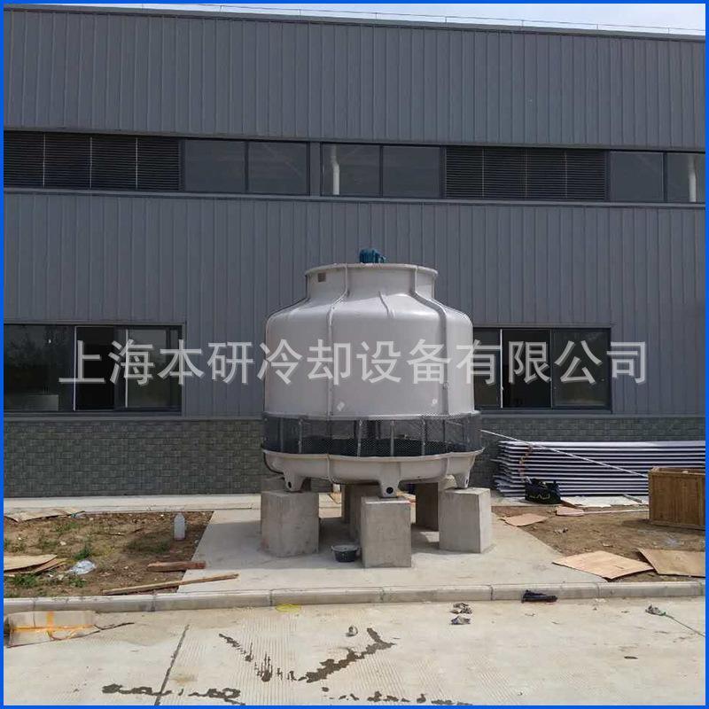 新品推荐高品质填料良机冷却塔 工业型圆形冷却塔 200t闭式冷却塔