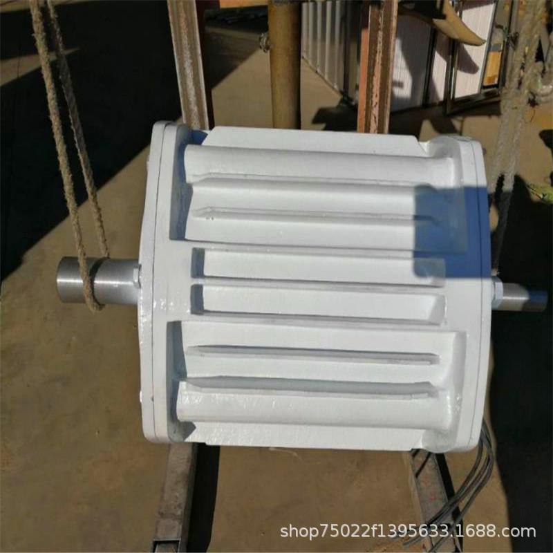 定做三相交流永磁发电机220V50HZ低转速永磁发电机组