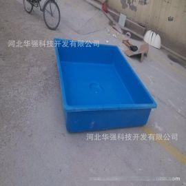 玻璃钢养鱼水槽 加工定做各种玻璃钢水槽 养鱼水槽任意尺寸可定做