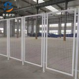 防鏽車間隔離網&自動化工廠機器人設備安全網&車間設備防護網