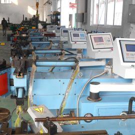弯管机 DW-50抽芯弯管机 平台液压弯管机