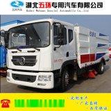D9东风扫路车|大型扫地车品牌|道路清扫车图片