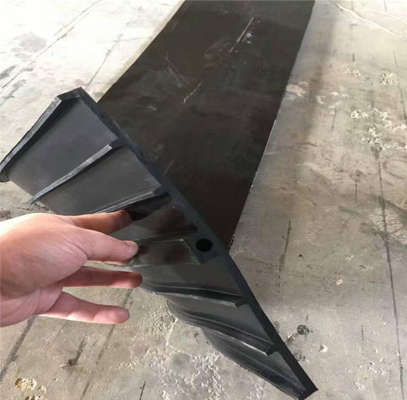 背贴式止水带 p45橡胶止水  橡胶止水带