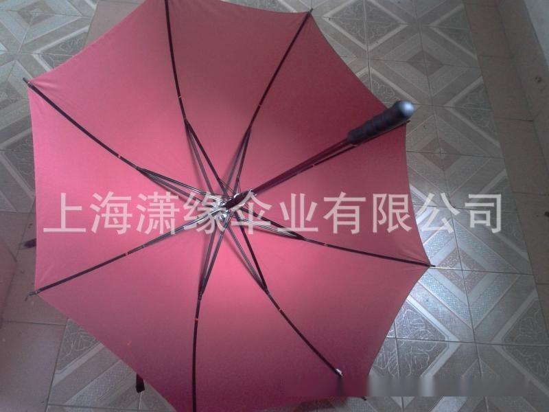 双骨直杆伞广告雨伞定制加工厂 上海制伞厂家