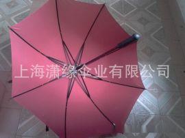 双骨直杆伞广告雨伞定制工厂 上海制伞厂家