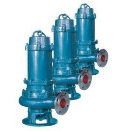QWP不锈钢潜水排污泵, 太平洋QWP不锈钢排污泵样本, QWP潜水排污泵