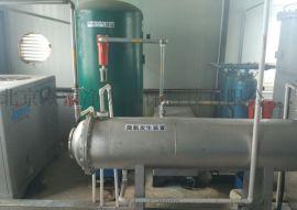 臭氧发生器应用于小型污水处理工程脱色保效果