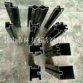 佛山厂家专业加工不锈钢装饰线条 镜面拉丝