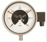 YXG-150H不锈钢径向本案防爆电接点压力表