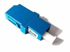 LC固定式光纤衰减器 法兰式光纤衰减器
